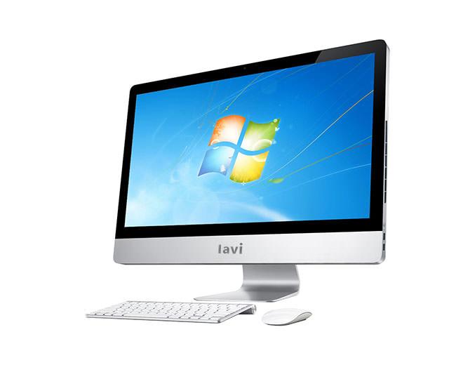 Il clone cinese dell'ultimo iMac, il LAVI S21i