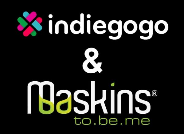 Maskins, Indiegogo e il nuovo modo di finanziare aziende e progetti brillanti, anche in Italia
