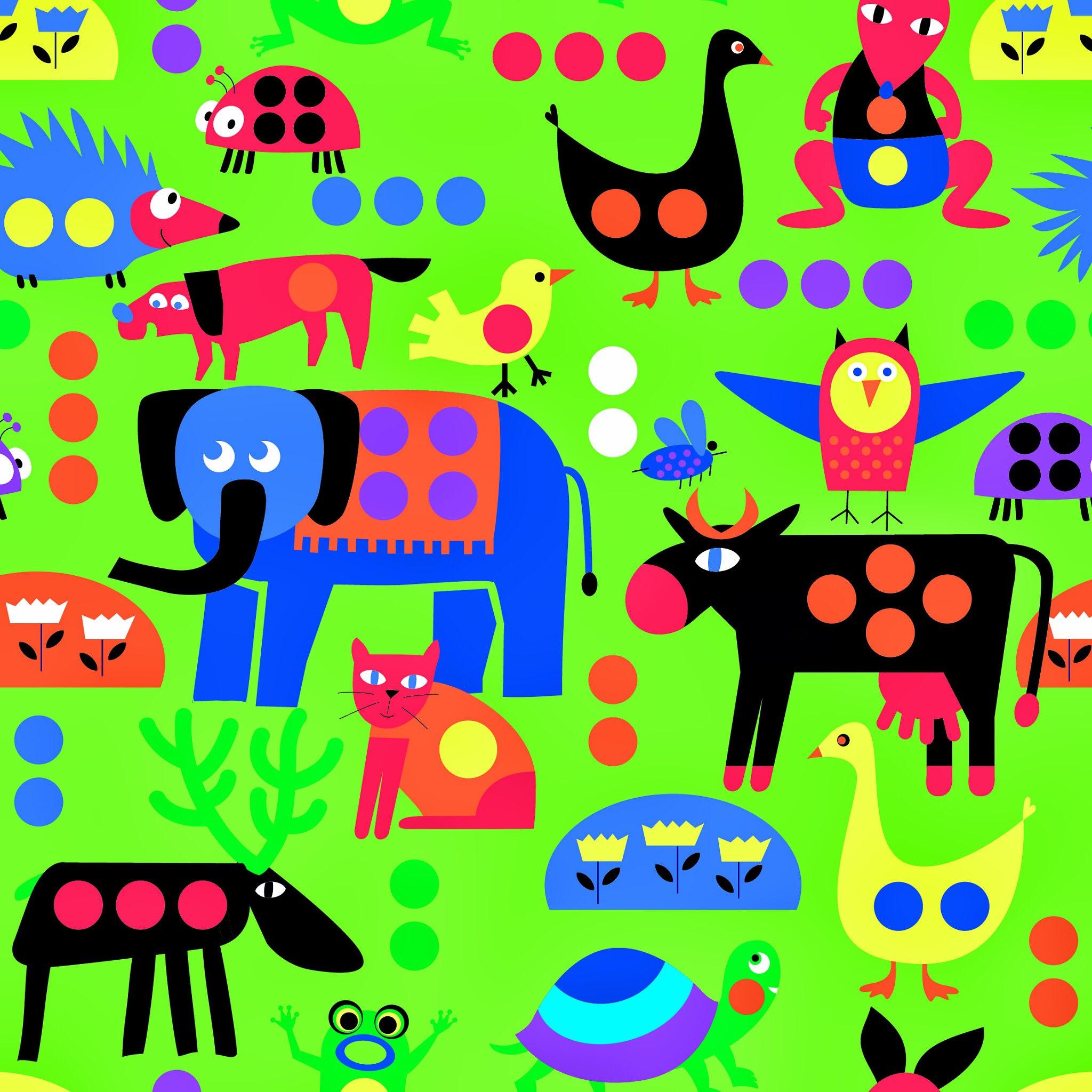 i wallpaper della domenica sfondi per bambini pensaremac