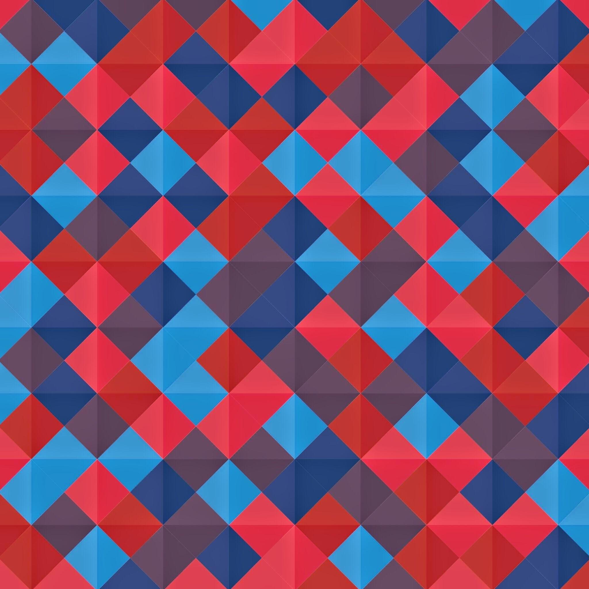 ec4dd2d50a86 Se poi avete intenzione di cambiare lo sfondo del vostro iPad ecco qui una  selezione di 6 sfondi composti da quadretti colorati.