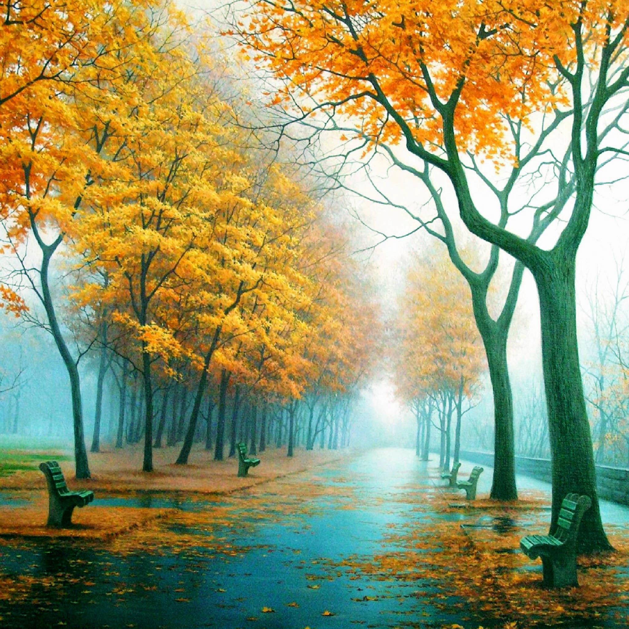 I wallpaper della domenica autunno pensaremac for Immagini autunno hd