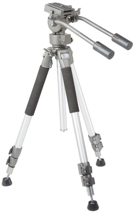 AmazonBasics - Treppiede per videocamera, 170 cm