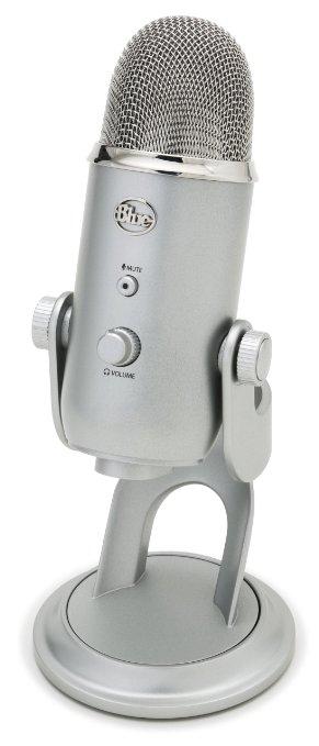Blue Microphones Yeti Microfono USB