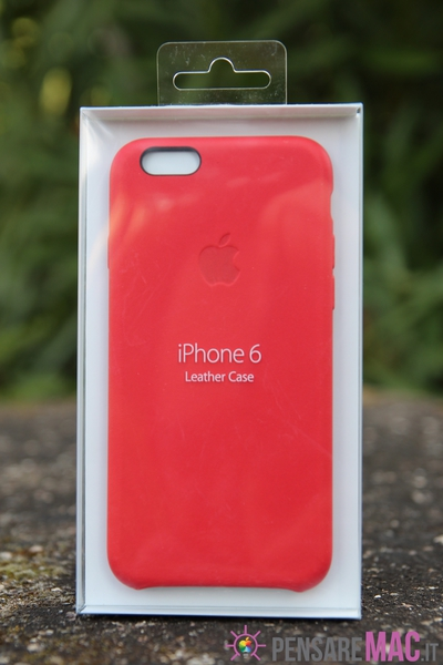 custodia apple pelle iphone 6