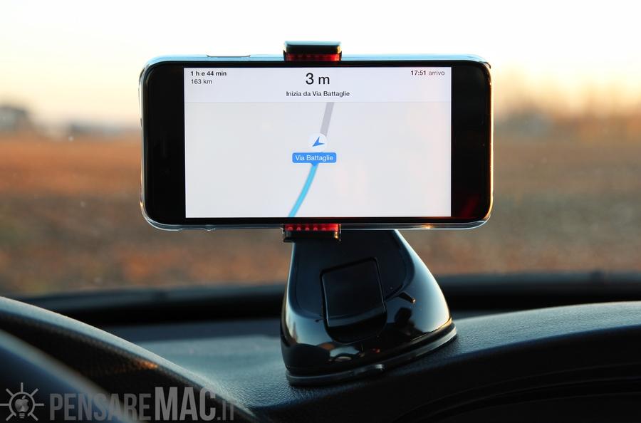 Recensione winner gear montar il supporto auto - Porta navigatore auto ...