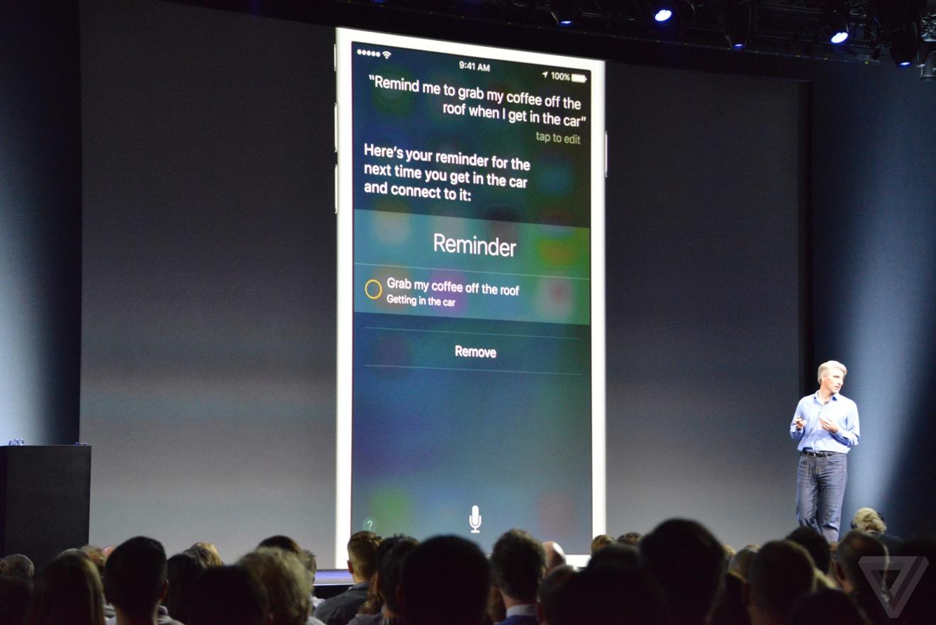 Le novità di iOS 9