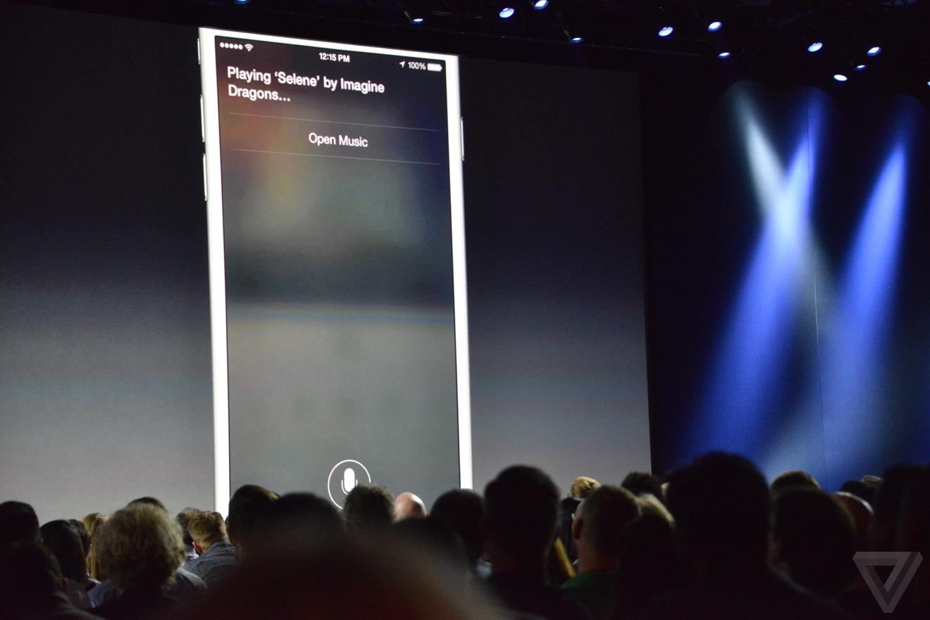 Apple Music + Siri