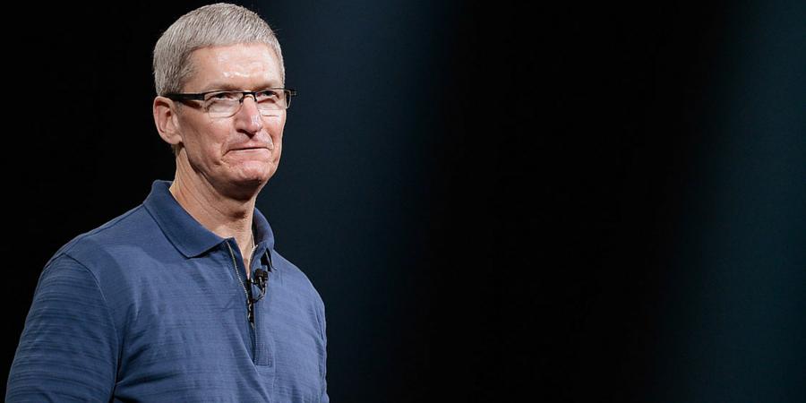 Apple giù del 6% in borsa
