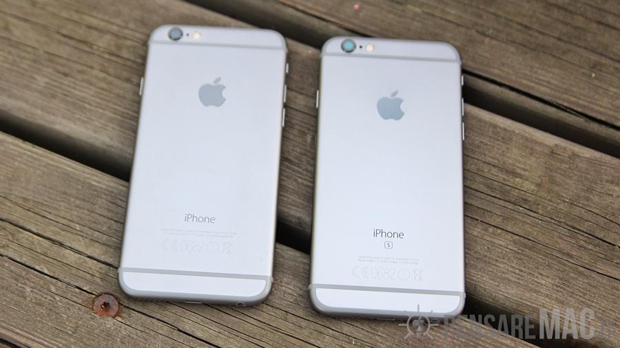 iPhone 6 e iPhone 6s