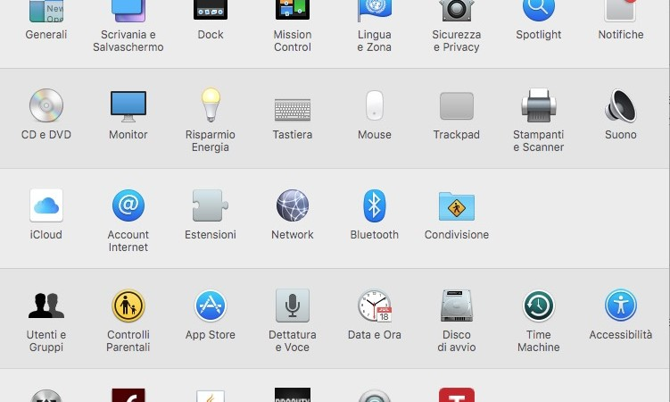 [Come si fa] Cercare direttamente una Preferenza di sistema su Mac OS X