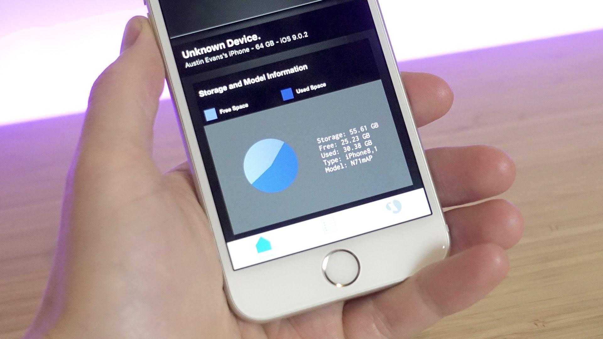 Come scoprire quale processore è montato sul vostro iPhone 6S o 6S Plus.