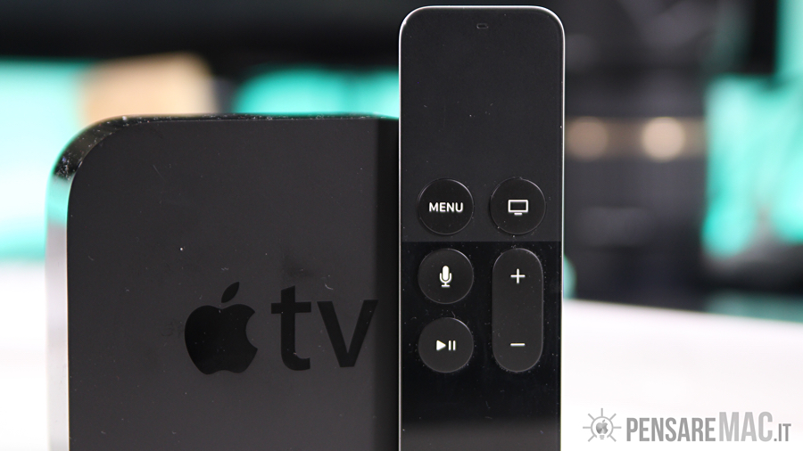 Apple Tv di 4° generazione