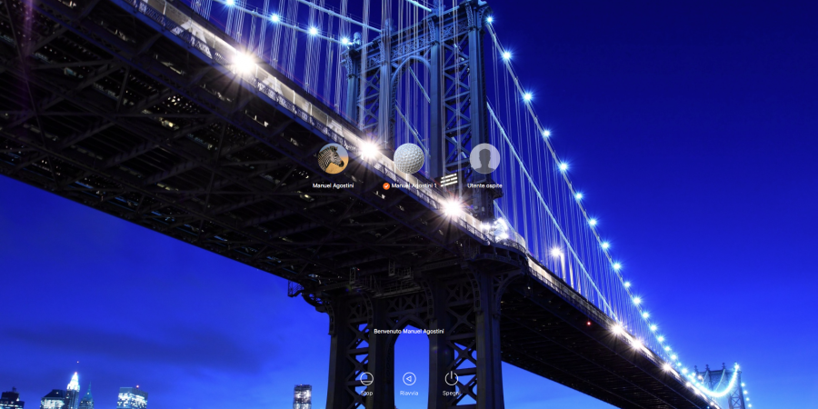 [Come si fa] Personalizzare la schermata di login su Mac OS X El Capitan