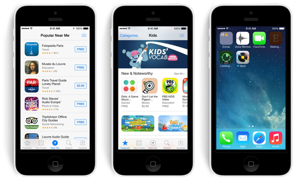 how to download app store on iphone