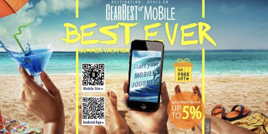 La grande promozione di giugno di Gearbest