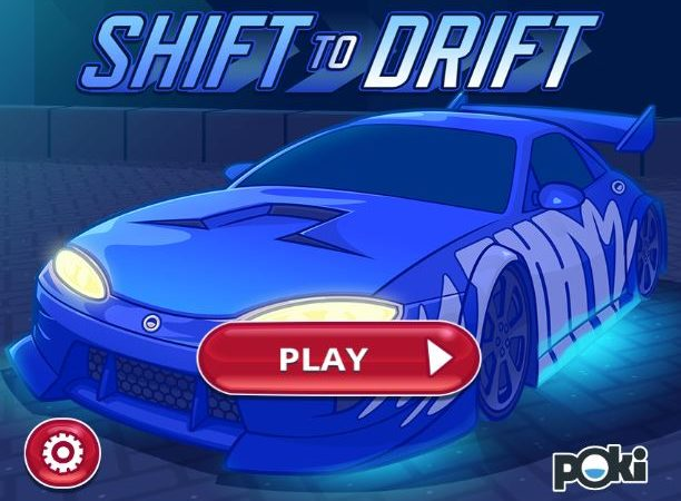 Driftare col mouse con Shift to Drift, simpatico gioco di Poki.it