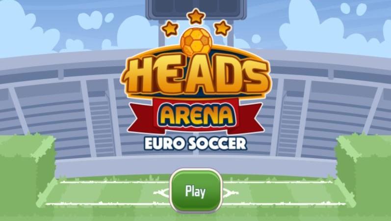 Poki.it lancia Heads Arena: Euro Soccer, simpatico gioco di calcio online gratuito