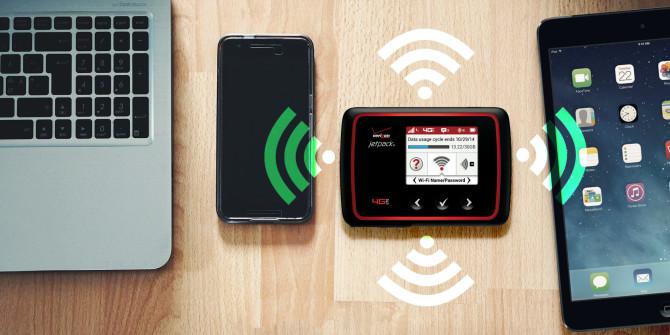 [Cosa comprare] I migliori router portatili 3G e 4G
