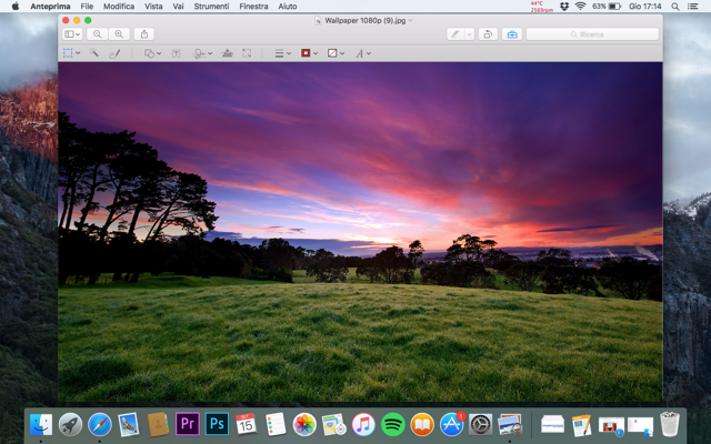 [Come si fa] Ridimensionare una foto su Mac
