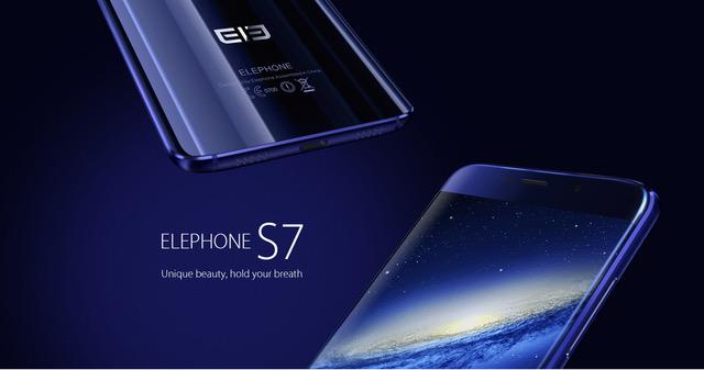 Promozione GearBest in esclusiva su Elephone S7 4G a partire da €134.88