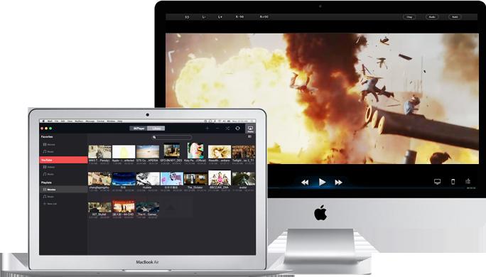 I migliori player video per Mac