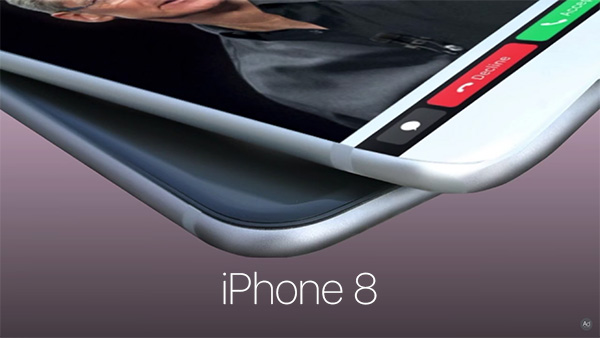 Come sarà iPhone 8?