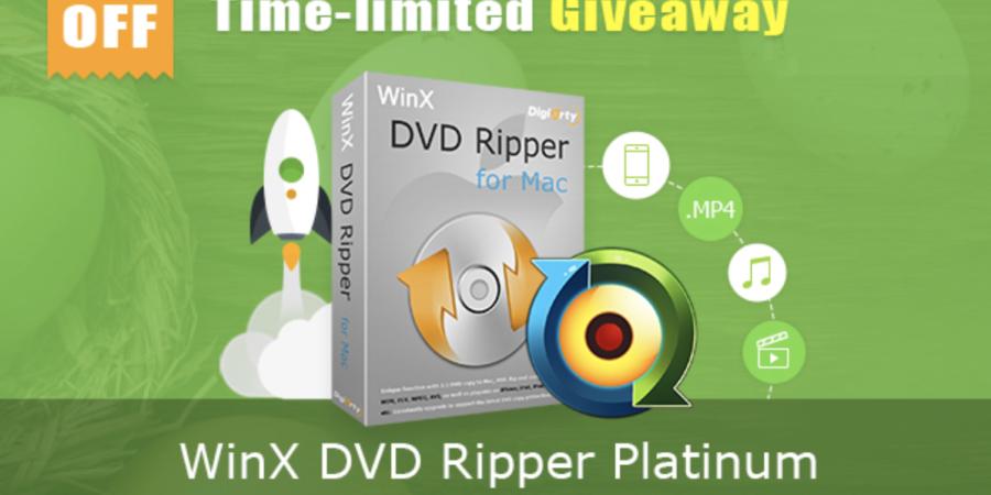 Recensione WinX DVD Ripper Platinum