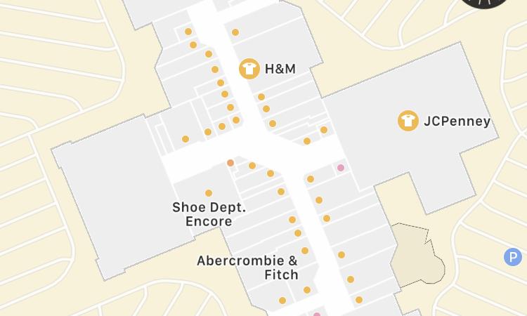 """Apple """"Maps"""" si aggiorna: aggiunte nuove mappe interne"""