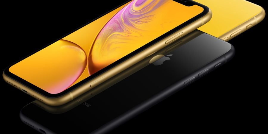 iPhone XR sfida XS e XS Max