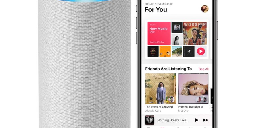 Apple Music sbarca su Amazon Echo