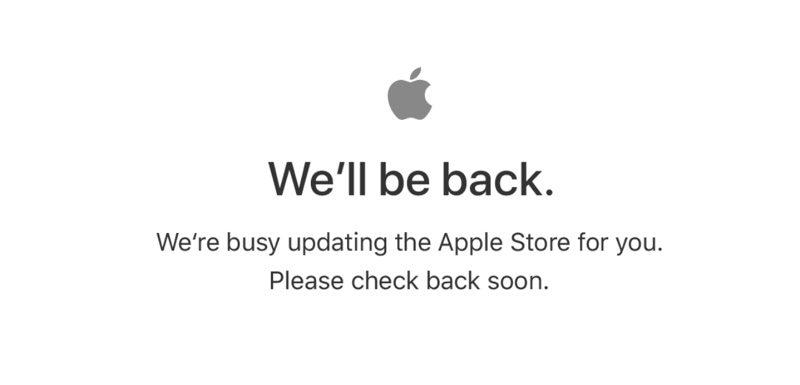 Apple Store – Le chiusure del 2018