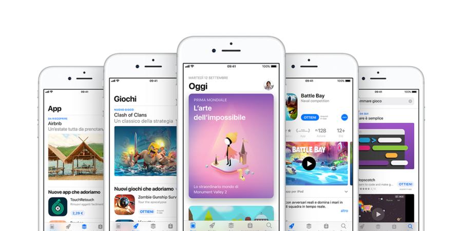 App Store da record