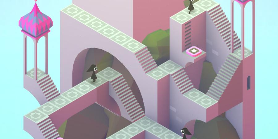 Monument Valley: la miglior esperienza di gioco su iPhone